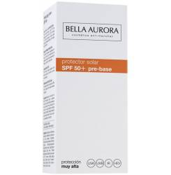 BELLA AURORA SOLAR protector SPF50+ pre-base 30 ml