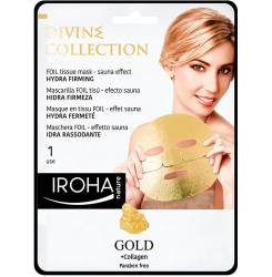 GOLD tissue hydra-firming face mask 1 use