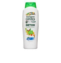 DETOX purificante gel de dus hidratant 1250 ml