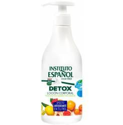 DETOX antioxidante loción corporal hidratante 500 ml