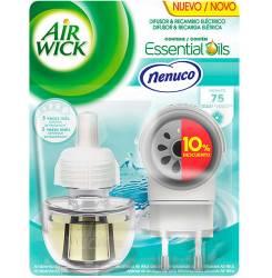 AIR-WICK odorizant electrico completo #nenuco 19 ml