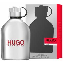HUGO ICED apă de toaletă cu vaporizator 200 ml
