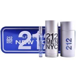 212 NYC MEN pachet 3 buc.