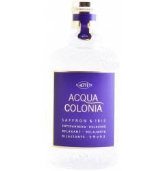 ACQUA colonia SAFFRON & IRIS apă de colonie cu vaporizator 170 ml