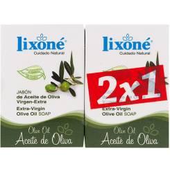 ACEITE OLIVA săpun piele uscată 2 x 125 gr