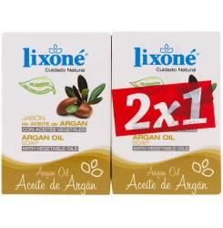 ACEITE DE ARGAN jabón aceite vegetal 2 x 125 gr