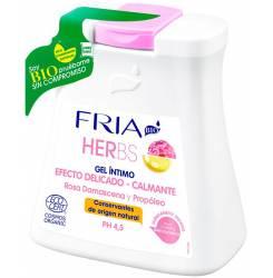 FRIA HERBS ECOCERT gel íntimo bio calmante PH 4,5 250 ml