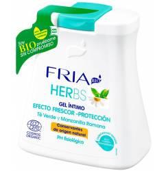 FRIA HERBS ECOCERT gel íntimo bio protecție 250 ml