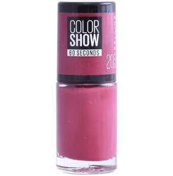 COLOR SHOW nail 60 seconds #20-blush berry