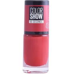 COLOR SHOW nail 60 seconds #43-rosu apple