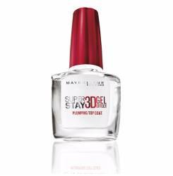 SUPERSTAY nail 3D gel effect top coat