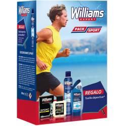 WILLIAMS PACK SPORT pachet 4 pzs