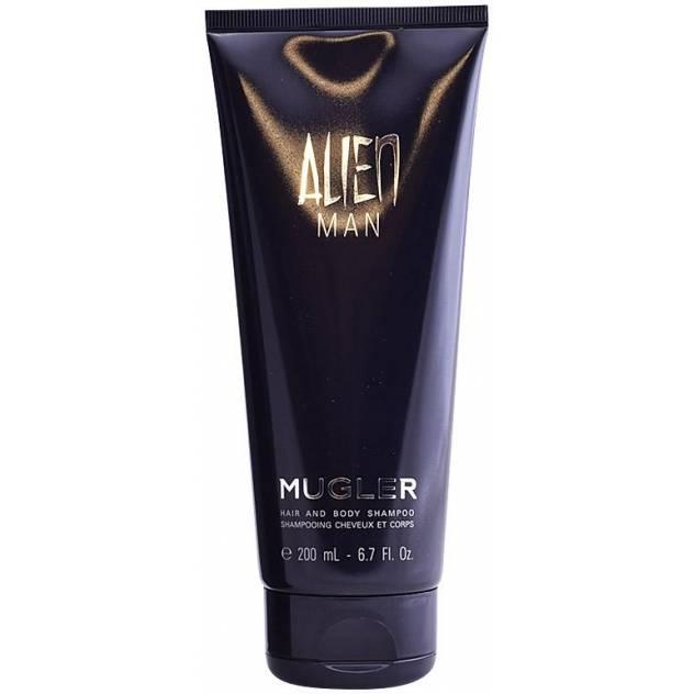 ALIEN MAN par & body șampon 200 ml