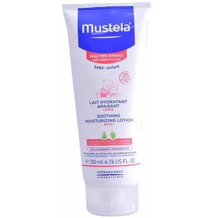 BÉBÉ SOOTHING MOISTURIZING LOTION very sensitive skin 200 ml