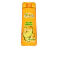 FRUCTIS NUTRI REPAIR-3 champú 360 ml
