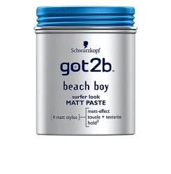 GOT2B BEACH BOY matt paste sufer look 100 ml