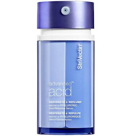 ADVANCED ACID NIA114 + HYALURONIC dual-response ser 30 ml