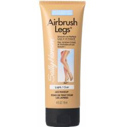 AIRBRUSH LEGS make up loțiune #light 125 ml