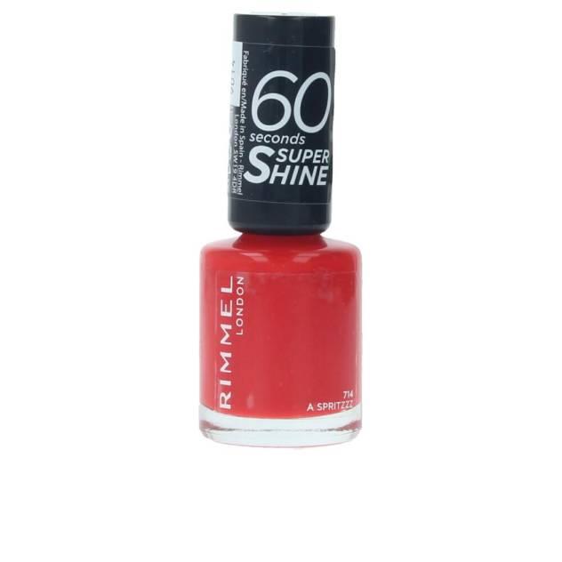 60 SECONDS super shine #714-a spritzzz 8 ml