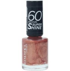 60 SECONDS super shine #716-sparkling rose 8 ml