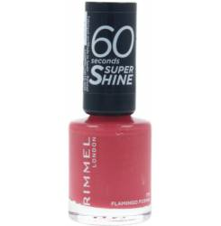 60 SECONDS super shine #717-flamingo fushia 8 ml