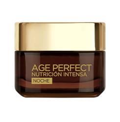 AGE PERFECT NUTRICION INTENSA crema noche 50 ml