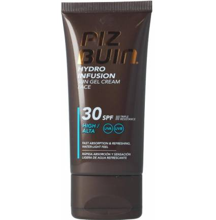 HYDRO INFUSION sun gel cremă face SPF30 150 ml