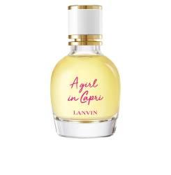 A GIRL IN CAPRI apă de parfum cu vaporizator 50 ml