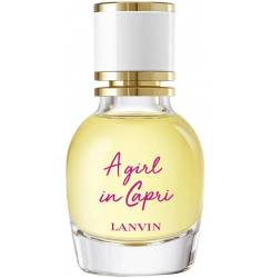 A GIRL IN CAPRI apă de parfum cu vaporizator 30 ml