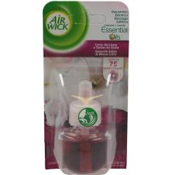 AIR-WICK odorizant electrico recambio #lirio 19 ml