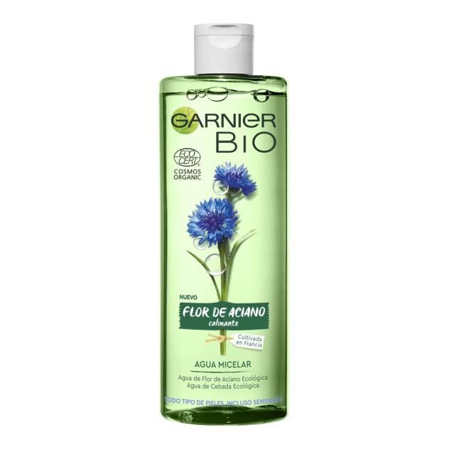 BIO ECOCERT flor de aciano agua micelar 400 ml