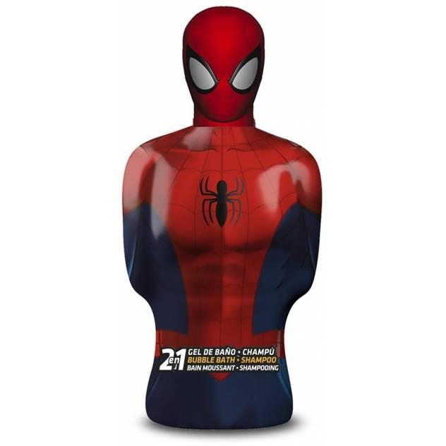 SPIDERMAN gel & șampon 2en1 475 ml