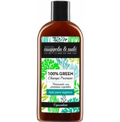 100% GREEN șampon apto veganos 250 ml