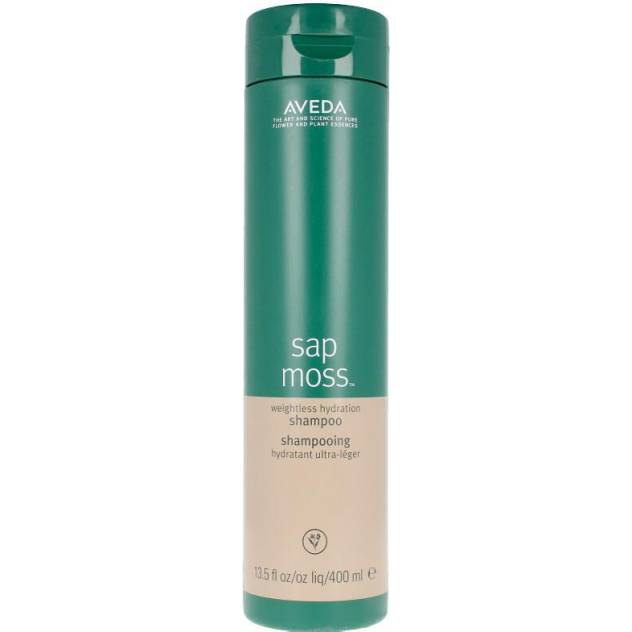 SAP MOSS weightless hydration șampon 400 ml