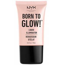 BORN TO GLOW! Liquid illuminator #sunbeam 18 ml