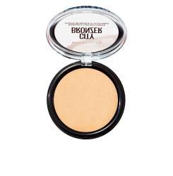 CITY BRONZER bronzer & contour powder #100-light cool 8 gr