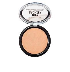 CITY BRONZER bronzer & contour powder #250-medium warm 8 gr