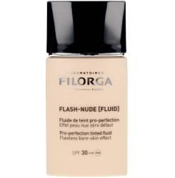FLASH-NUDE [FLUID] #02-medium dark 30 ml