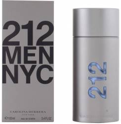 212 NYC MEN edt vaporizador 100 ml