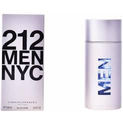 212 NYC MEN edt vaporizador 100 ml