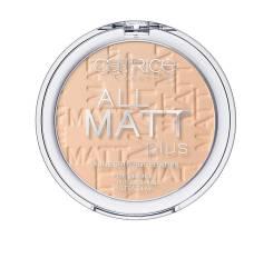 ALL MATT PLUS shine control pudră #025-sand bej 10 gr
