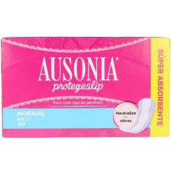 AUSONIA protegeslip normal 40 uds