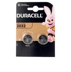 DURACELL BOTON LITIO 3V 2032 DL/CR2032 pilas pack x 2 uds