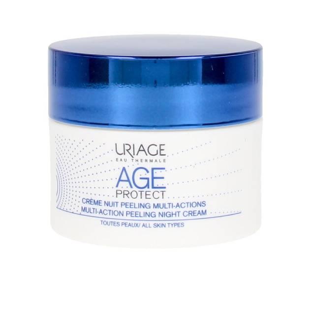 AGE PROTECT multi-action peeling night cremă 50 ml