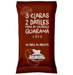 BARRITA ENERGÉTICA café & guaraná 55 gr