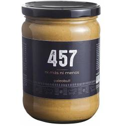 CREMA 100% NATURAL cacahuete 500 gr