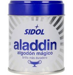 ALADDIN algodón mágico limpiametales 75 gr