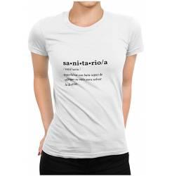 SANITARIO camiseta #talla-L