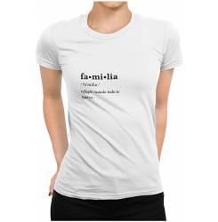 FAMILIA camiseta #talla-M
