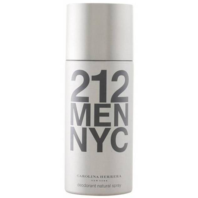 212 NYC MEN deo vaporizador 150 ml